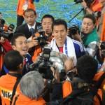 カタールアジアカップ決勝レポート 長谷部誠がアジア杯を掲げた夜