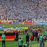 ドイツW杯準々決勝ドイツ対アルゼンチン現地レポ