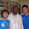 ガーナサッカー協会突撃ネタ動画がNHK「おはよう日本」で紹介された件