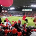 コンサドーレJ1昇格の歓喜を現地で味わってきました!【2011年シーズン札幌対FC東京】