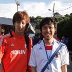 トゥーロンで関塚ジャパンの練習見学してきました。