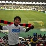 【コンサドーレ観戦記】Jリーグを観にスタジアムに行きましょう!