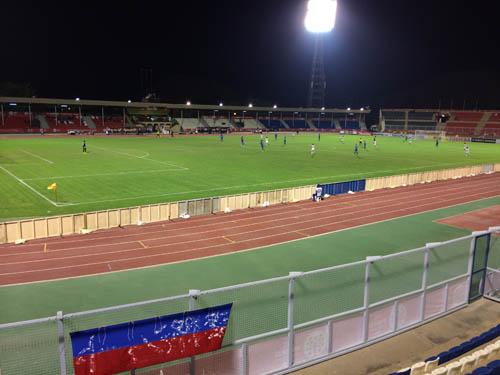 U-22アジア杯 クウェート戦