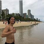 イケメンのブラジル人とレシフェのビーチで戯れてきたw