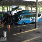レシフェ→ナタールの長距離バスの乗り方