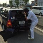 【J2アウェイ参戦記】栃木で交通事故にあいました。