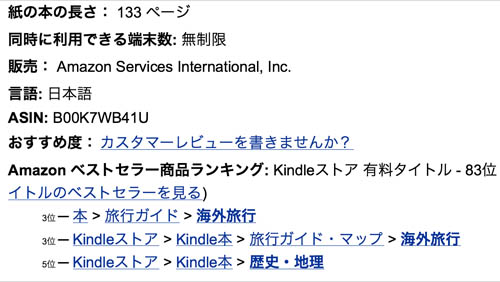 kindle rank