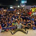 ブラジルW杯現地参戦組決起集会に320人が集まりました!