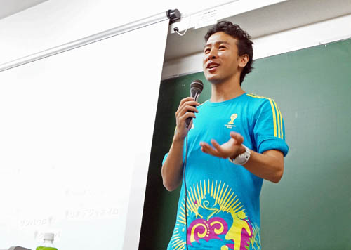 ブラジルW杯帰国報告会