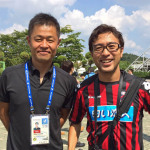 【仁川アジア大会】U-21日本代表の前日練習を見学してきました。
