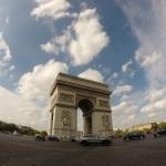 パリを11km横断ランニングしてきました。