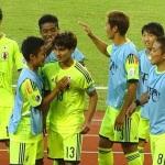 【AFC U-19選手権現地レポ】韓国を倒し決勝Tへ!世界への切符獲得まで後1勝!
