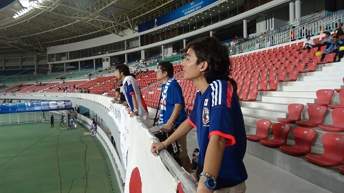 U-19日本対北朝鮮