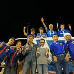 U-22アジア選手権 イラン戦を現地観戦してきました。