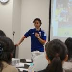 名古屋で初めての講演会を開きました。