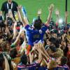 遠藤保仁150試合出場を現地で祝ってきました。