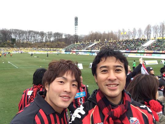 2015開幕節栃木対札幌