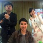 ニッポン放送のラジオ番組「大谷ノブ彦 キキマス!」にカナダから定期的に電話出演します