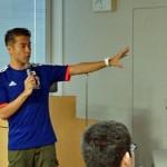 大阪で女子W杯帰国報告会を開催しました
