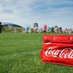 コパ コカ・コーラ札幌大会が札幌ドームサブグラウンドで開催されました!