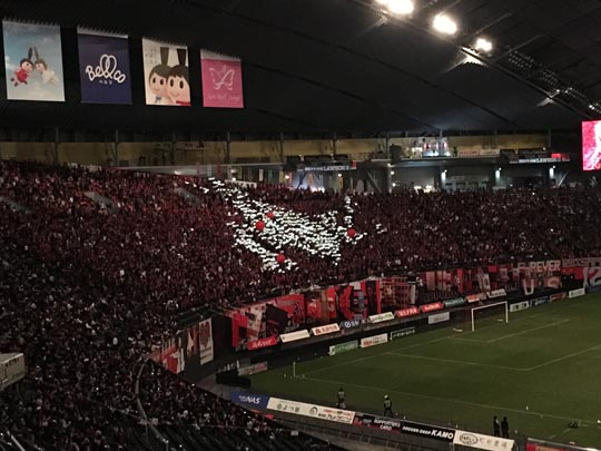 札幌ホーム開幕戦2016