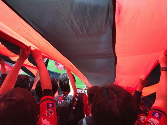清水エスパルス対北海道コンサドーレ札幌