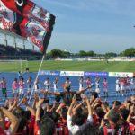 水戸0-1札幌 クラブ史上初の4連続完封勝利で首位浮上! コンサドーレに乗っかるなら今だ!