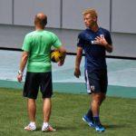 【超速報】ブルガリア戦翌日の代表公開練習レポート 本田圭佑のコンディションは?