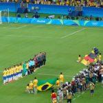 現地レポート リオ五輪男子サッカー決勝 ブラジル対ドイツ