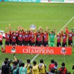 北海道コンサドーレ札幌がクラブ創設20周年の記念すべき年にJ2優勝&J1昇格!