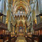 イングランド来たらソールズベリー大聖堂はとりあえず行っとけ