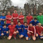 ロンドンの日本人サッカーチーム「ロンジャパ」で8年ぶりにプレー