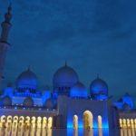 アブダビ来たならシェイクザイードグランドモスクに絶対に行け!