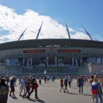 【コンフェデ杯開幕戦レポ】建築費が世界最高額のスタジアムはとてつもなかった!