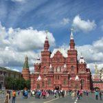 【モスクワ観光】クレムリン付近でGoogle mapを開くと現在地がワープします!