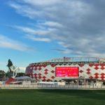 モスクワ スパルタクスタジアムの行き方 コンフェデ杯ロシア対ポルトガル現地レポ