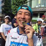 胃腸炎ニモマケズ 炎天下ニモマケズ 北海道マラソンを無事完走!