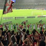 FC東京1-2札幌 試合前のスタンドの雰囲気で既に勝敗が決していた試合