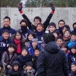 サッカー日本代表の練習が●のせいで中止になったの初体験でした!