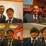 コンサドーレの「感謝の集い」に出席して札幌の選手達に突撃インタビューしてきた