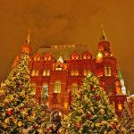 冬のモスクワが観光名所としてずば抜けている件