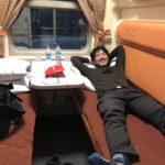 モスクワからサランスクまで寝台列車に乗ってみた
