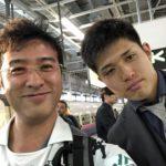 仙台2-2札幌 帰りの新幹線ホームで進藤亮佑にチームの雰囲気を聞きました