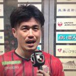 札幌1-0広島 コンサドーレは今季シュート数最低となる6本でも泥臭く勝ち点3を獲得