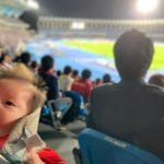 乳児を連れてJリーグ見に行ったら怒られたので医者にサッカー観戦の是非を聞いてみた