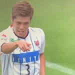 鹿島1-1札幌 今季6点目を決めたDF進藤亮佑が他所に引っこ抜かれないか心配だ