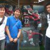 10年前の世界一蹴の旅回顧 なぜか韓国サッカー協会を表敬訪問