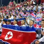 北朝鮮の試合を3試合観戦して思ふこと。