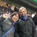 ユルゲン・クロップ監督と写真撮れちゃいました!【ドイツ対イタリア現地レポ】