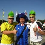 【現地レポ】ドイツコンフェデレーションズカップ 日本対ブラジル戦